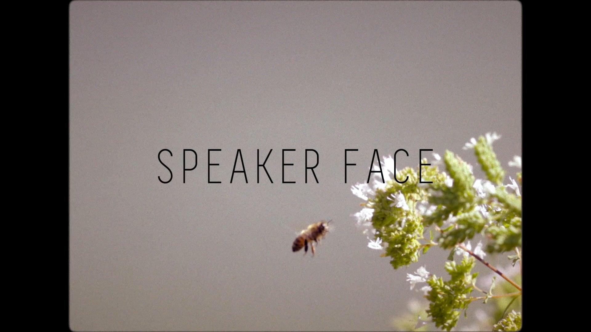 SPEAKER FACE - Work Friends