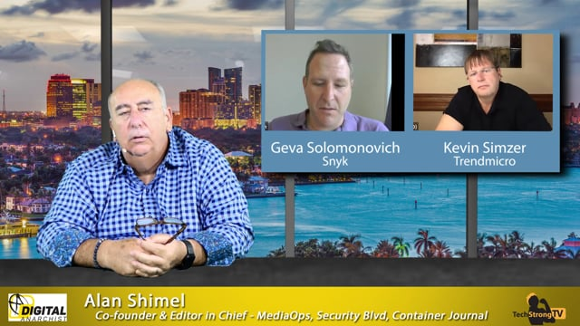 Kevin Simzer and Geva Solomonovich - TechStrong TV