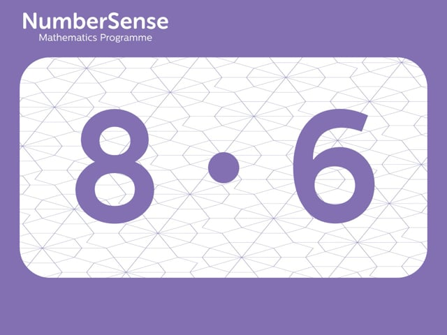 NumberSense Manipulating Numbers: Level 8, Task 6 (Gr.2, T.4, Wkbk 8)