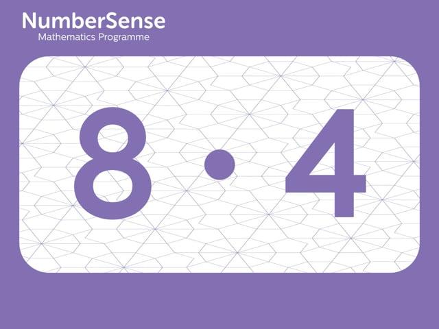 NumberSense Manipulating Numbers: Level 8, Task 4 (Gr.2, T.4, Wkbk 8)
