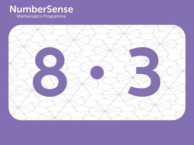 NumberSense Manipulating Numbers: Level 8, Task 3 (Gr.2, T.4, Wkbk 8)