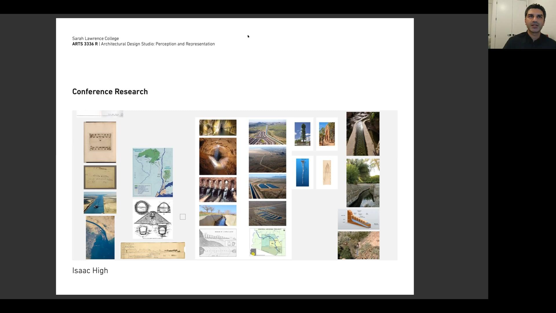 ARCHITECTURE DESIGN STUDIO PERCEPTION AND REPRESENTATION