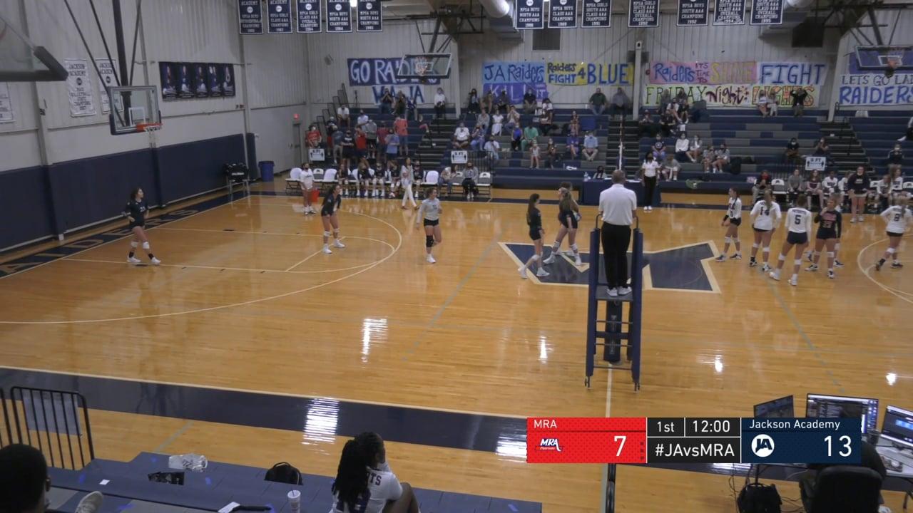 Varsity Volleyball vs MRA - 08-25-20.mp4