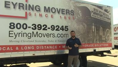 Thumbnail of video Avon Lake Business Spotlight: Eyring Movers