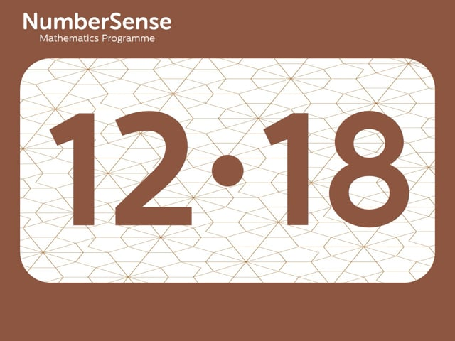 NumberSense Manipulating Numbers: Level 8, Task 18 (Gr.2, T.4, Wkbk 8)