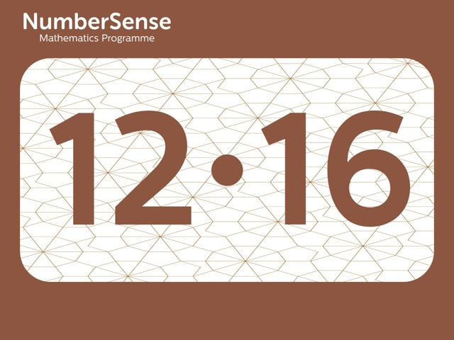 NumberSense Manipulating Numbers: Level 8, Task 16 (Gr.2, T.4, Wkbk 8)