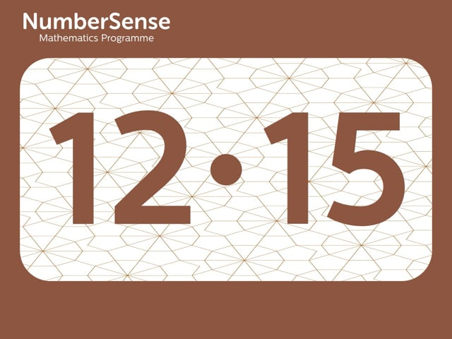 NumberSense Manipulating Numbers: Level 8, Task 15 (Gr.2, T.4, Wkbk 8)