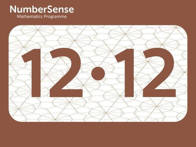 NumberSense Manipulating Numbers: Level 8, Task 12 (Gr.2, T.4, Wkbk 8)