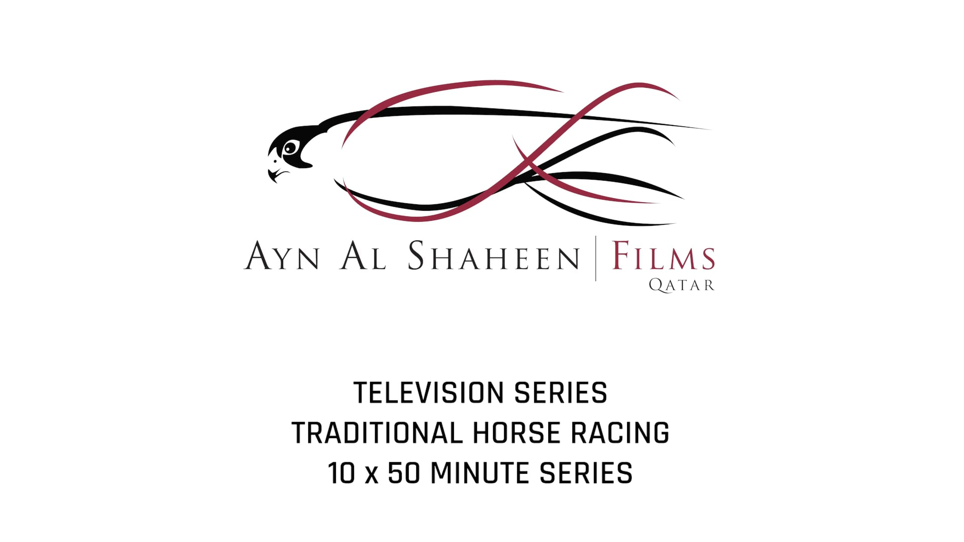 TRADITIONAL HORSE RACING TELEVISION SERIES ASF