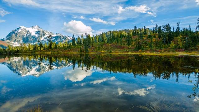 North Cascades National Park. Part 1