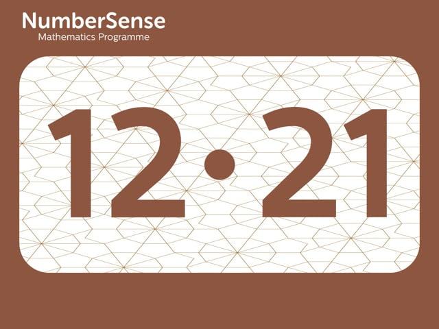 NumberSense Manipulating Numbers: Level 12, Task 21 (Gr.3, T.4, Wkbk 12)