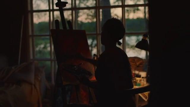 """ERISTYKSISSA / ISOLATION """"Maailman ihanin nauru"""" Clip from a short movie"""