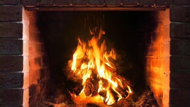 Fireplace. Part 1