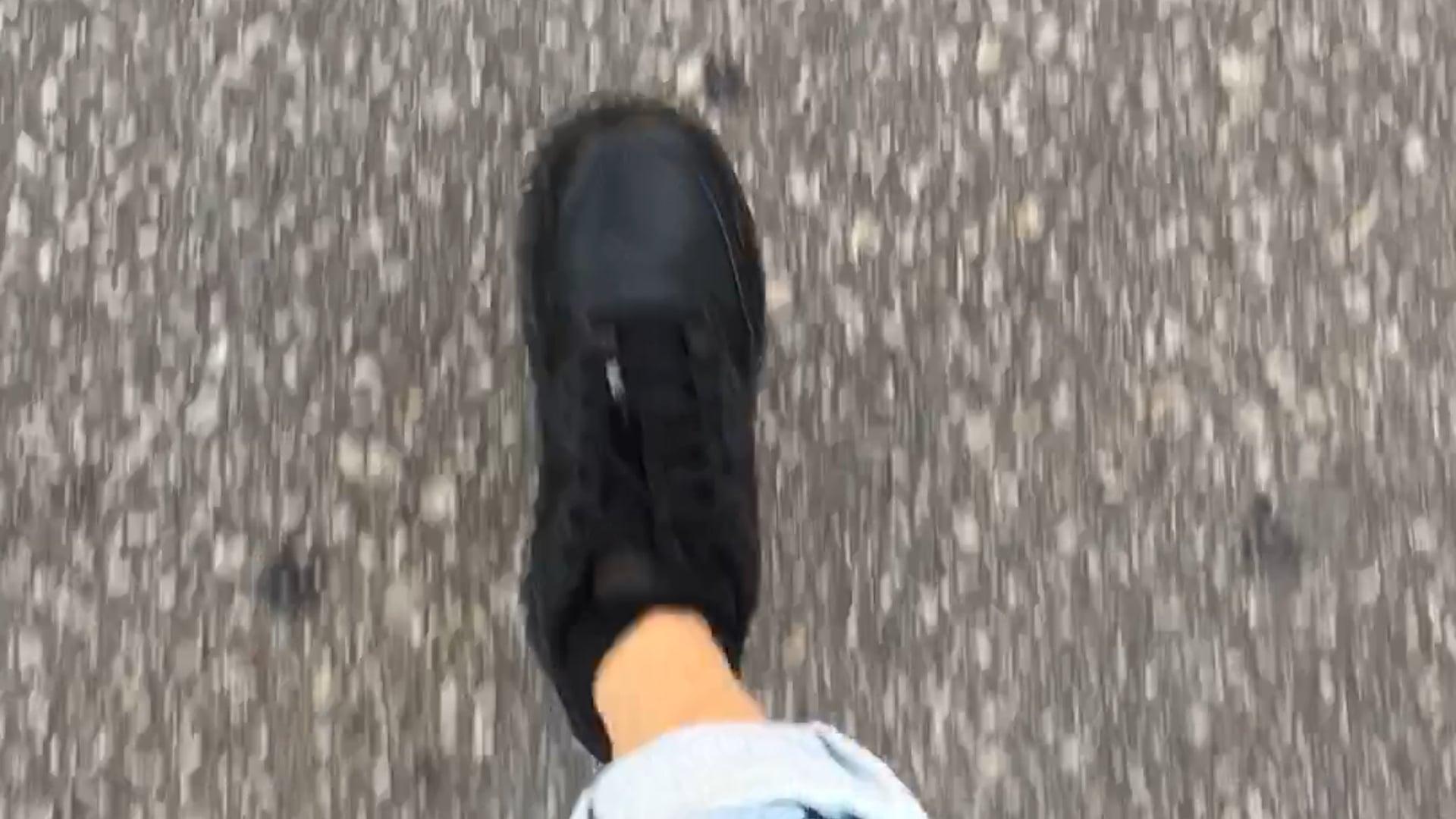 série Caminhadas, vídeo 11, em 1 parte
