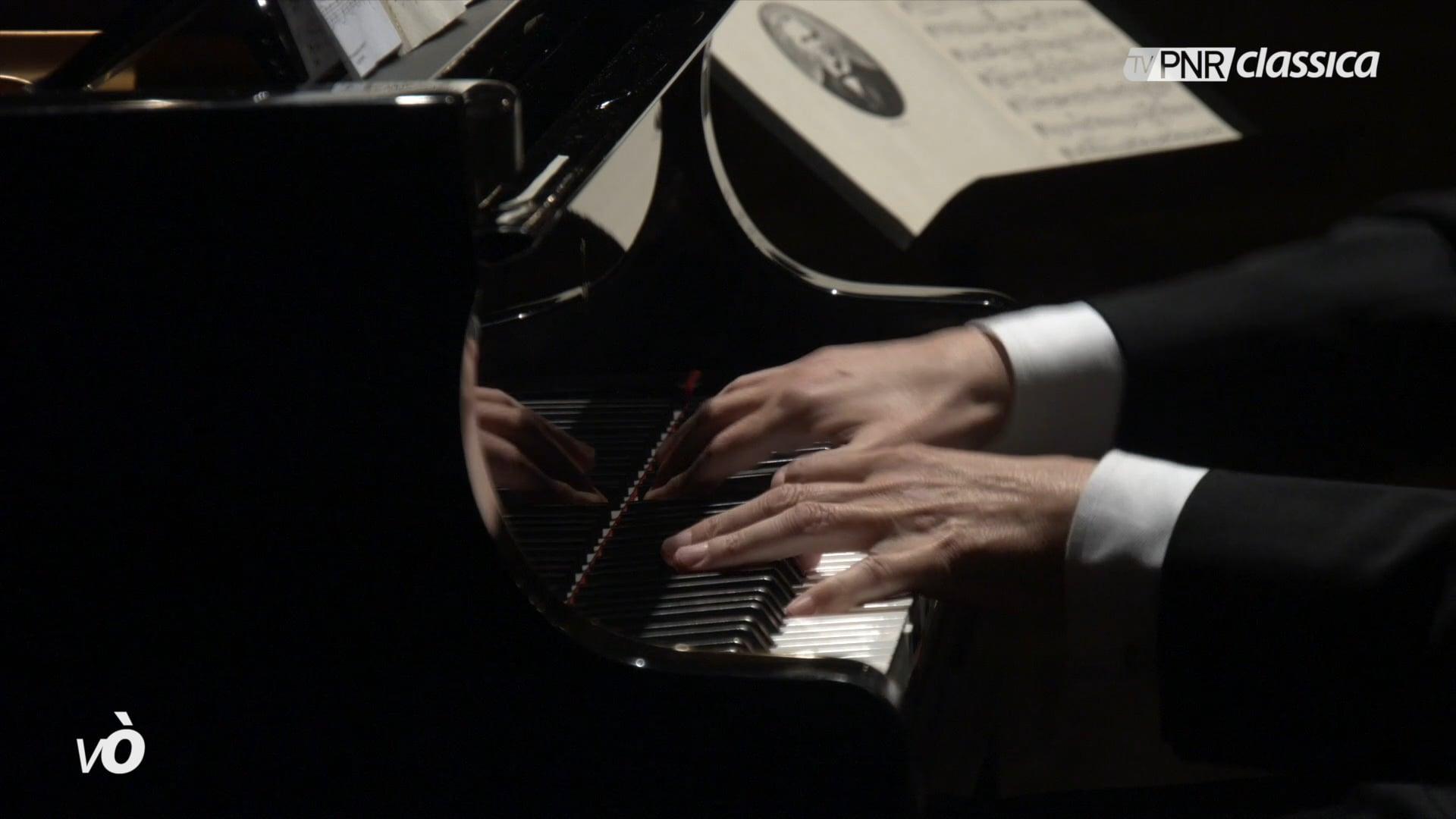 C. Franck. Sonata in La maggiore per violino e pianoforte.