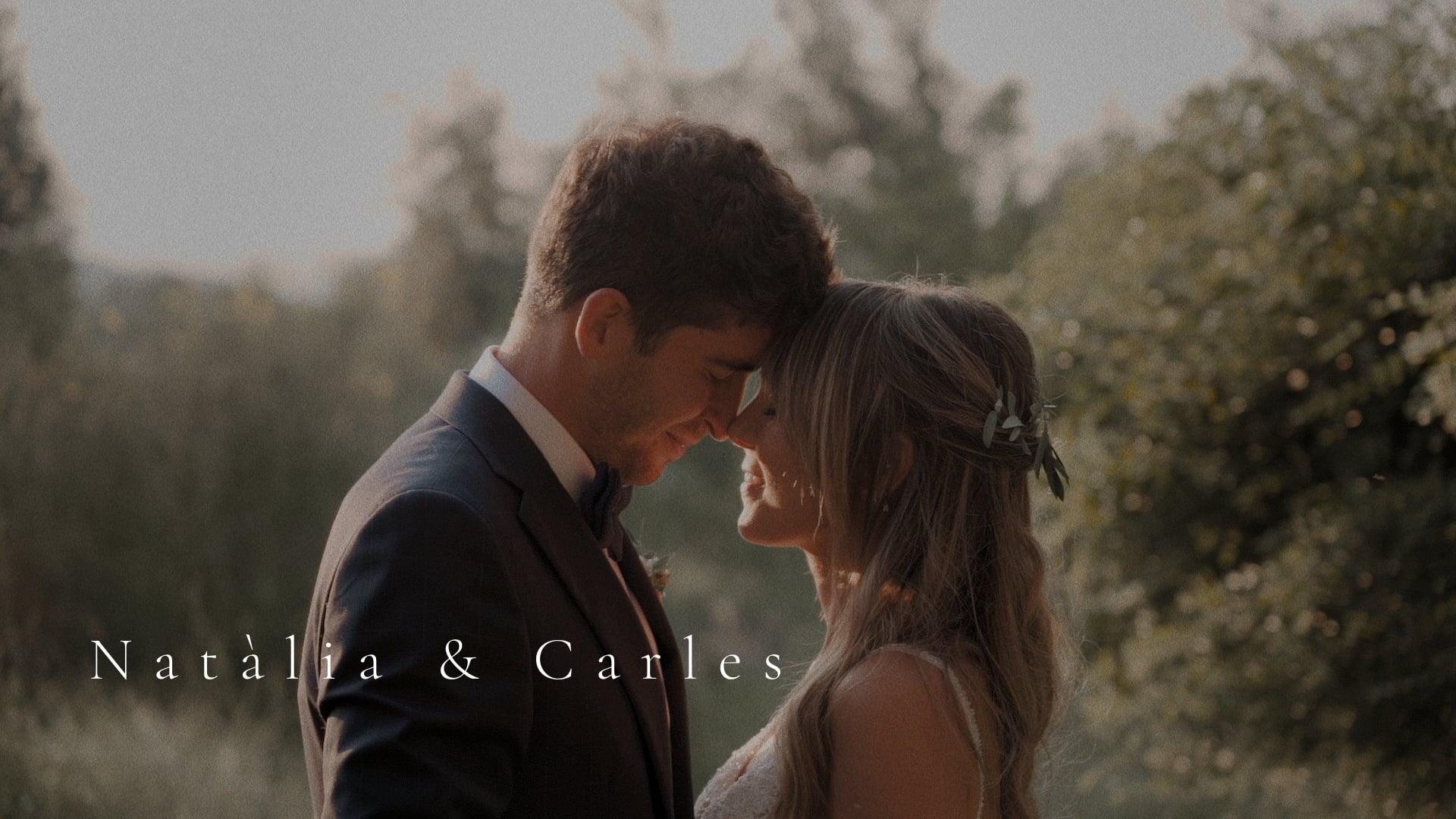 Natàlia & Carles - El teaser