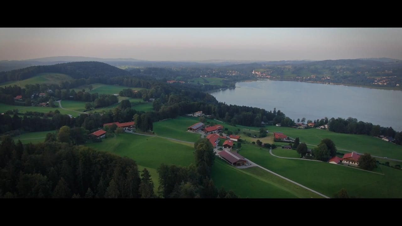 Cinematic Drone Trailer Tegernsee 2020 (4k)