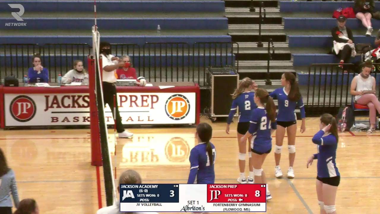 JV Volleyball vs Prep - 08-27-20