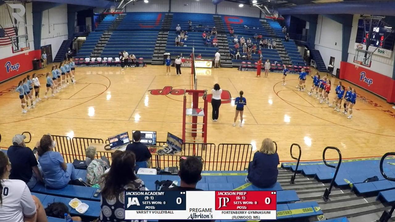 Varsity Volleyball vs Prep - 08-27-20