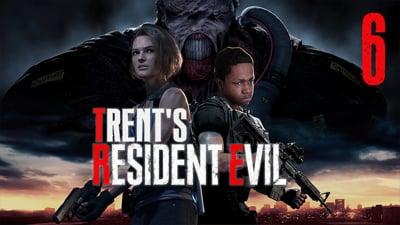 Trent's Resident Evil 2 Walkthrough Ep.6