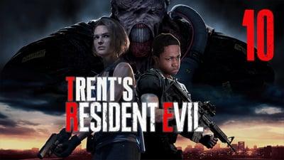 Trent's Resident Evil 2 Walkthrough Ep.10