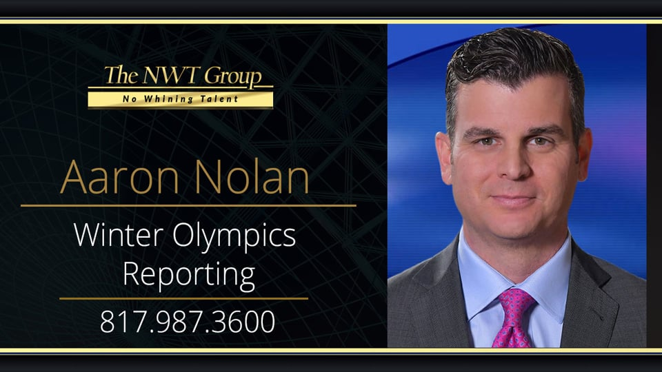 Winter Olympics Reporting