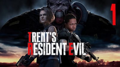 Trent's Resident Evil 1 Walkthrough Ep.1