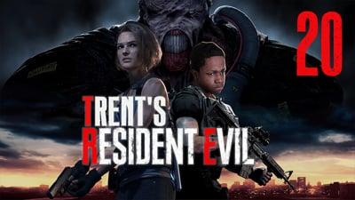 Trent's Resident Evil 1 Walkthrough Ep.20
