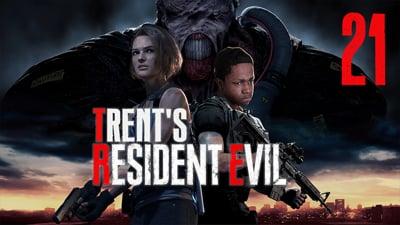 Trent's Resident Evil 1 Walkthrough Ep.21