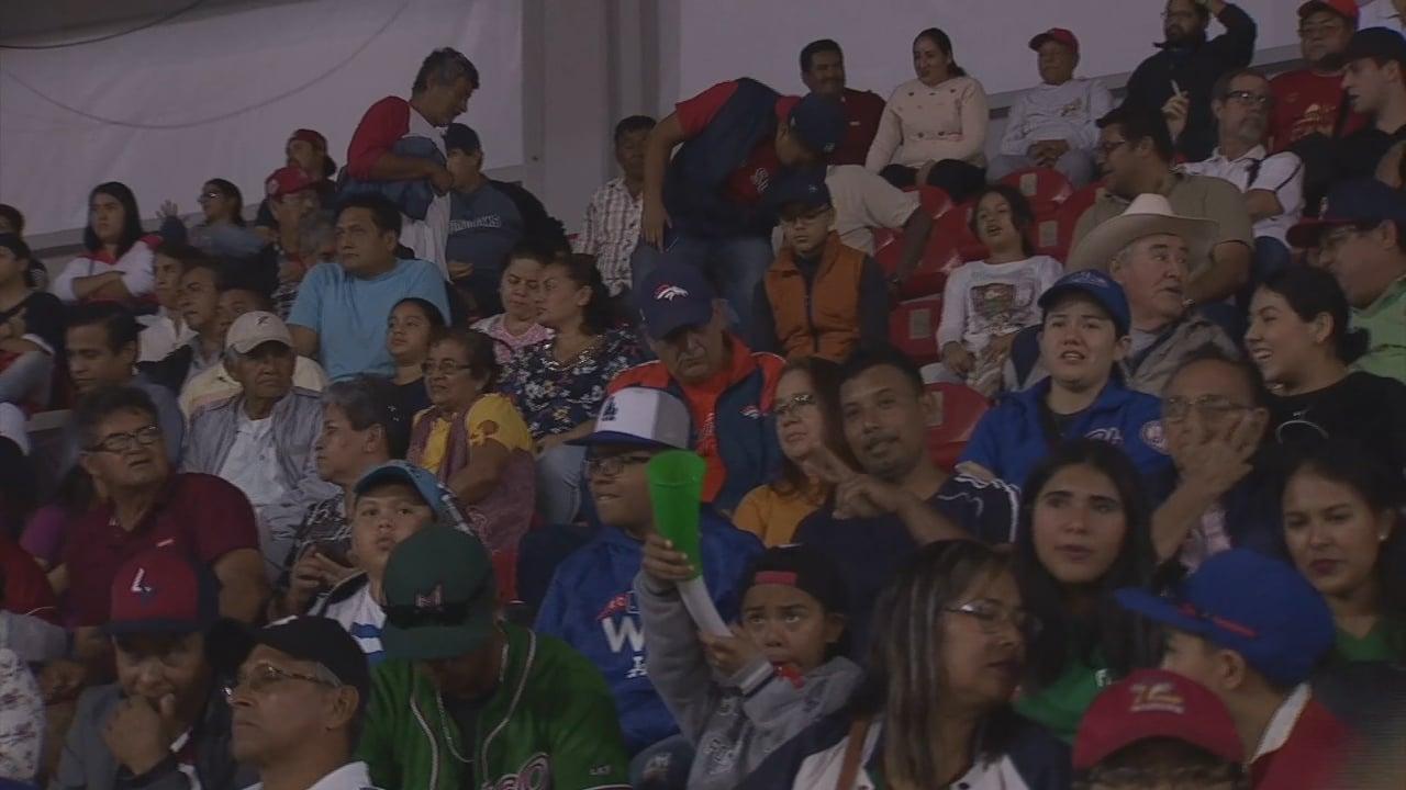 Serie Latinoamericana: México vs Argentina