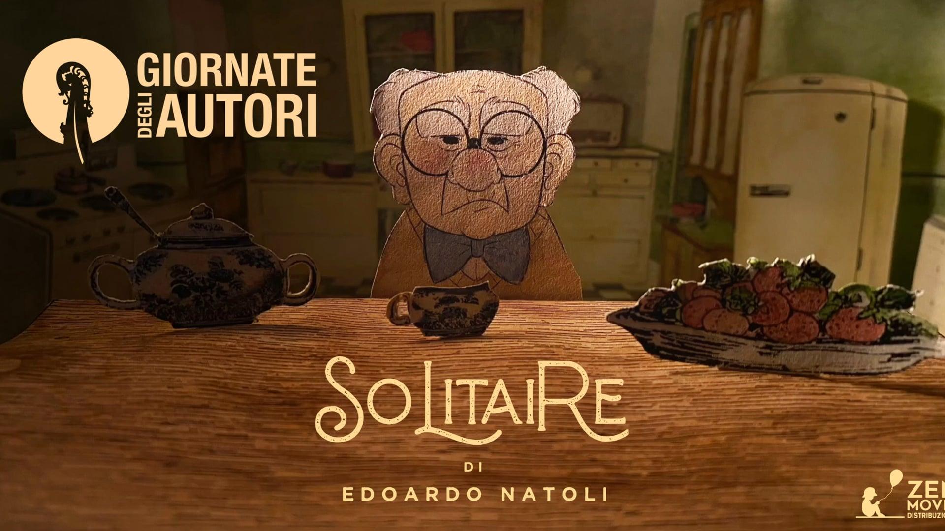 SOLITAIRE (Italy, 2020) by Edoardo Natoli - Trailer
