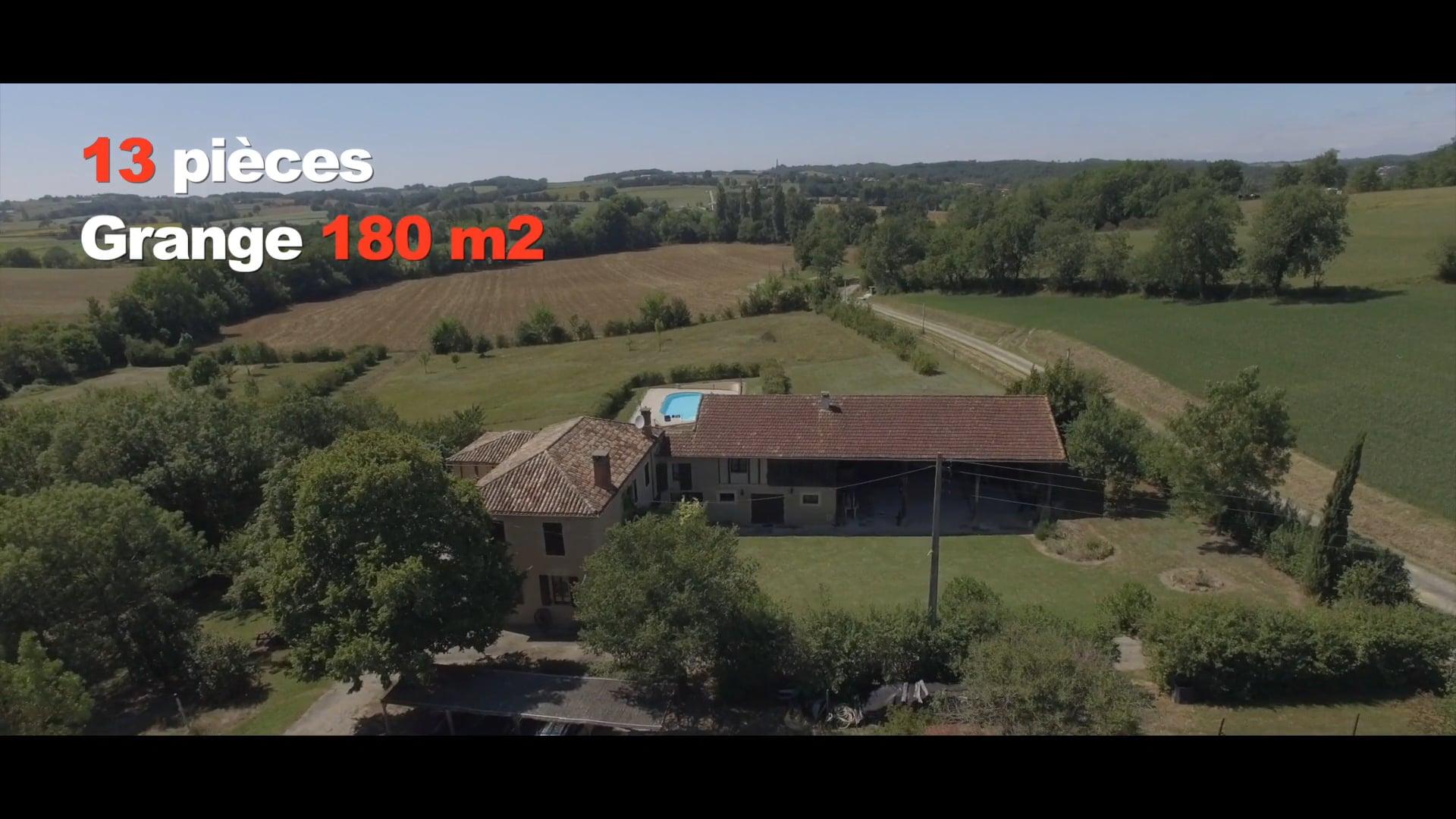 IMMOBILIER - Maison dans le Gers