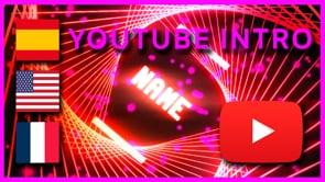 Intro para tus vídeos de Youtube (u otro)