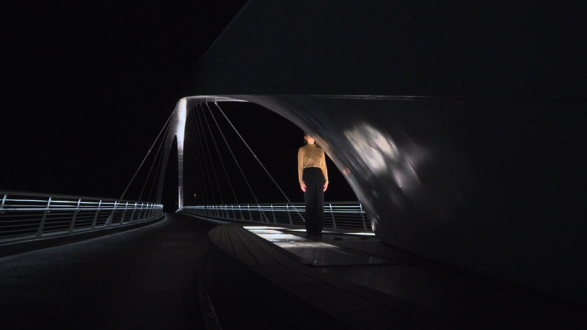 TOUCHED BY NATURE Episode 1 The Bridge - Video art