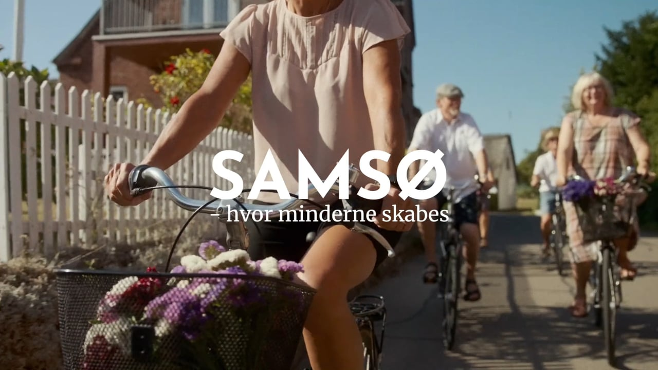 VisitSamsø: Venner