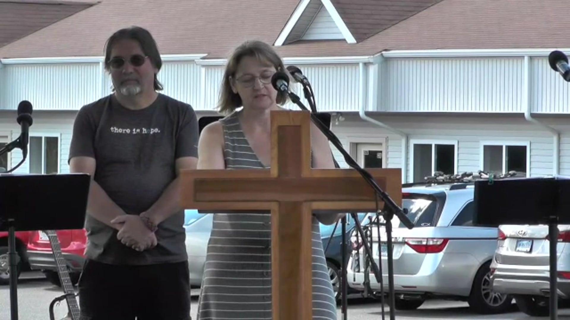 Anne Rancourt's Testimony