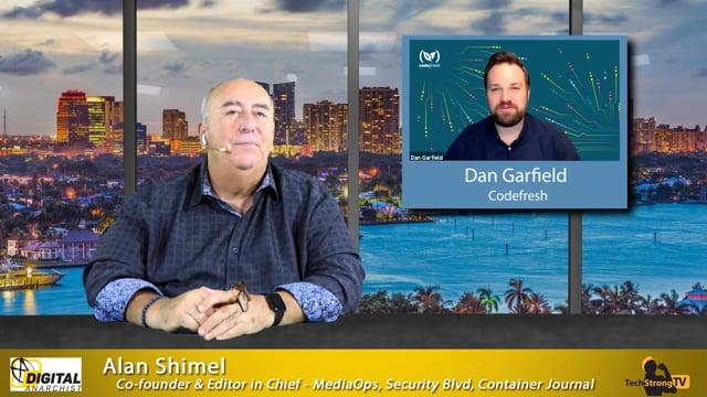 Dan Garfield - TechStrong TV