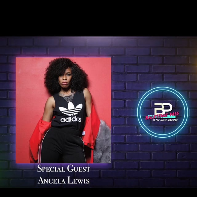 Special Guest, Actress, Angela Lewis