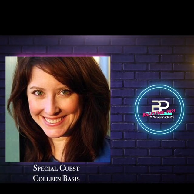 Special Guest, Acting Coach and Teacher, Colleen Basis