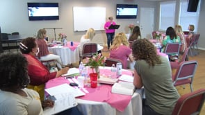 Leslie Honig - The Importance of Being a Lifelong Learner   Focus Women's Leadership Conference   SBC of Virginia