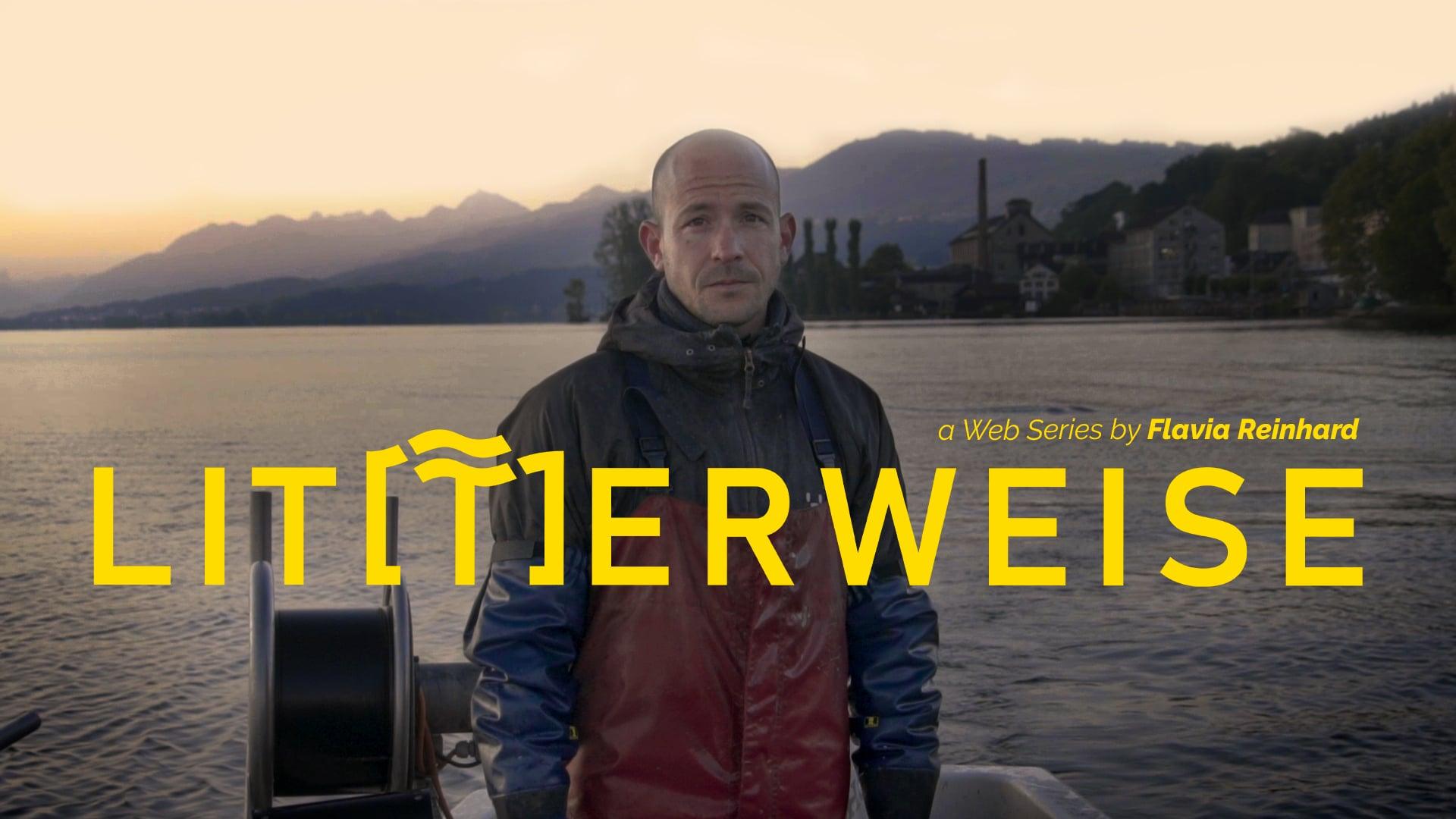 Ep. 1: In den Netzen // In the Nets - LIT(T)ERWEISE