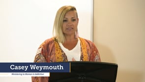 Casey Weymouth - Ministering to Women in Addiction | Focus Women's Leadership Conference | SBC of Virginia