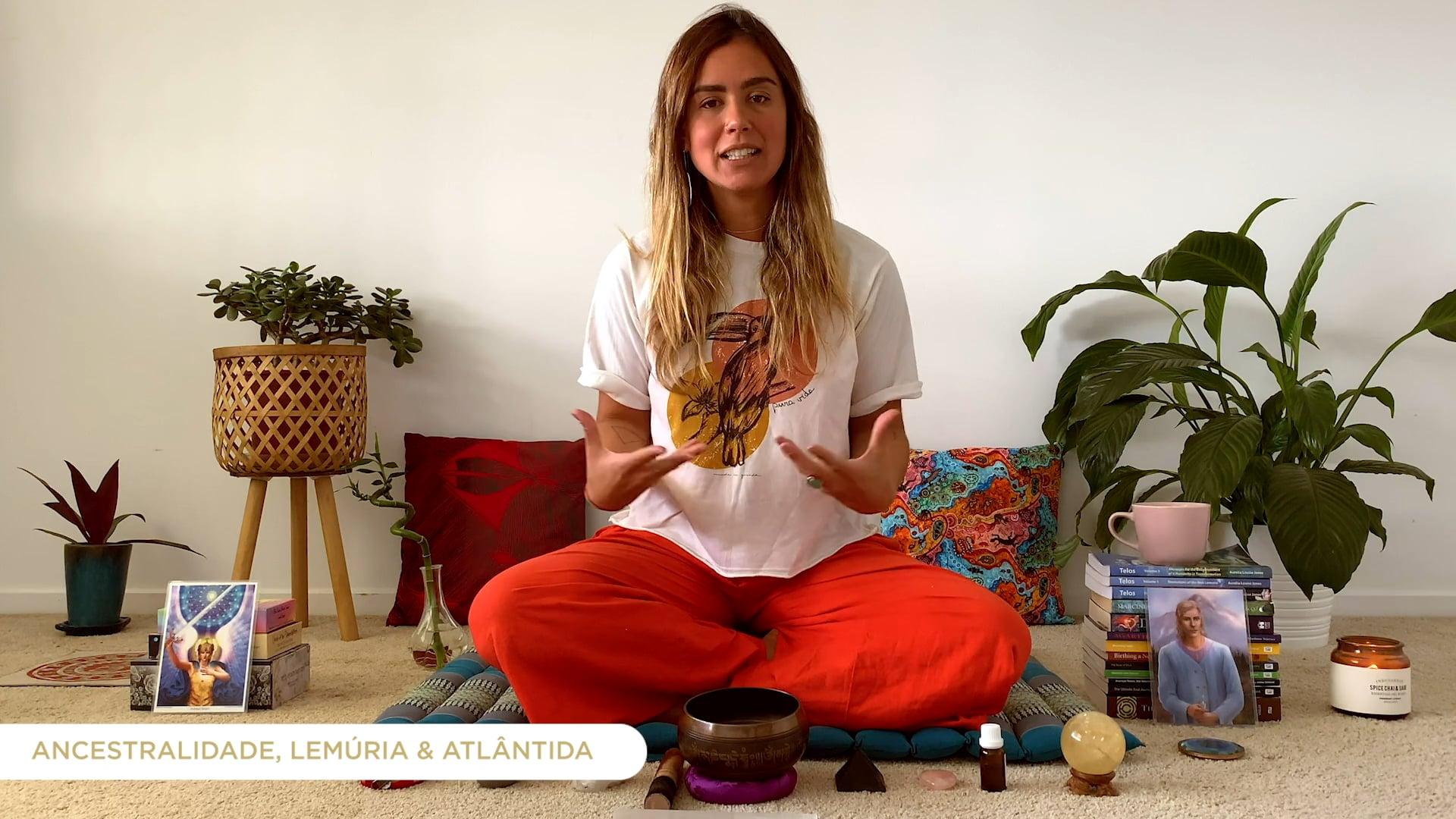 AULA 2 - Video Introdutório sobre Lemuria e Atlantis