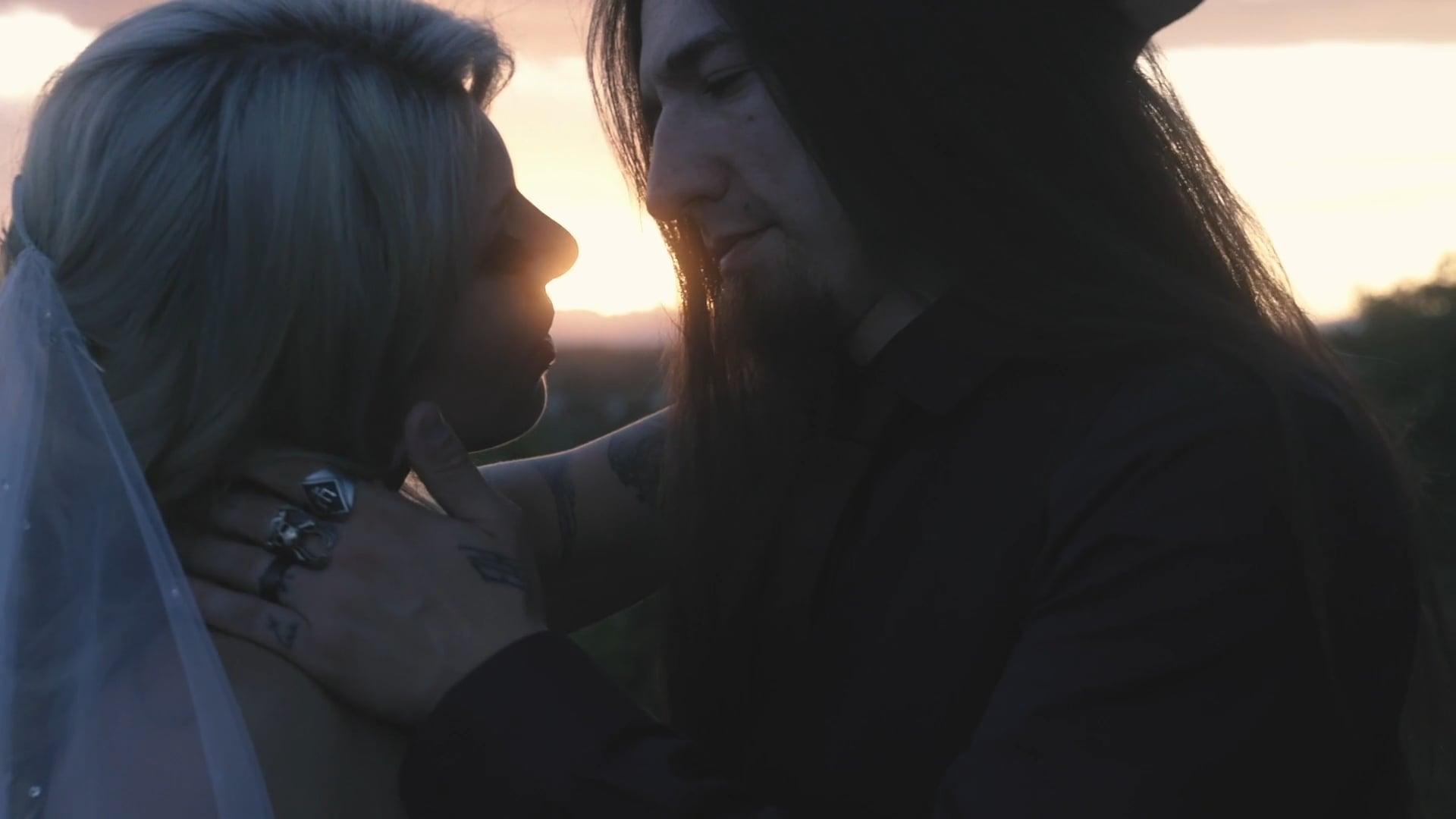 Sunset Over the Rocky Mountains | Lariyah & Josh