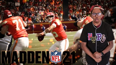 Grinding Madden 21 With Ninjas! - Stream Replay
