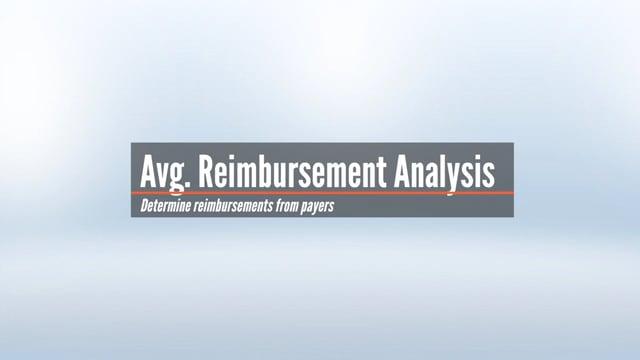 Average Reimbursement Analysis