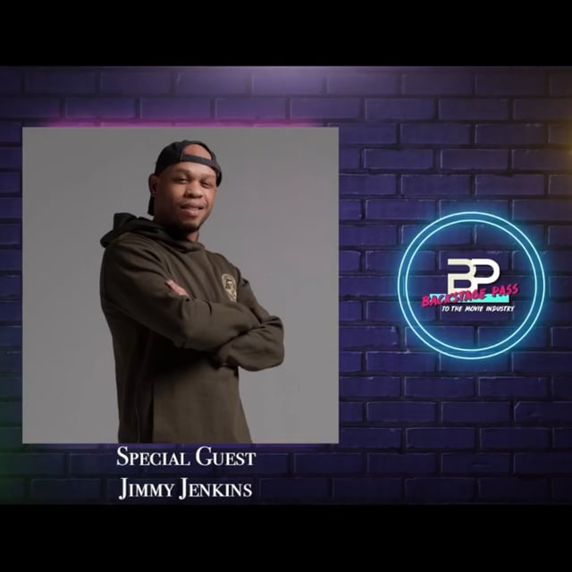 Special Guest, Director, Writer, and Producer, Jimmy Jenkins
