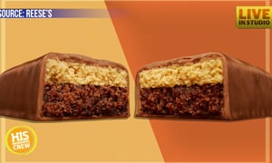 Reese's is introducing what you never knew you needed.