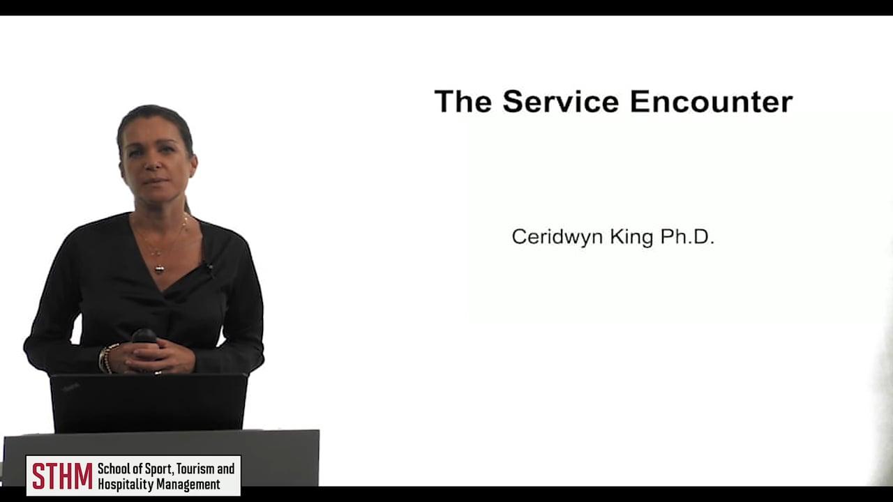 61854The Service Encounter