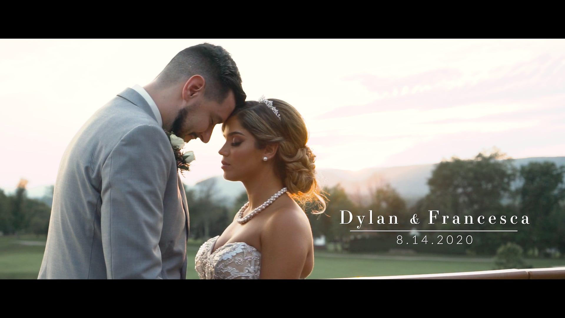 Dylan & Francesca 8.14.2020